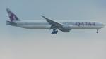 Kilo Indiaさんが、スワンナプーム国際空港で撮影したカタール航空 777-3DZ/ERの航空フォト(写真)