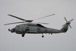 350JMさんが、厚木飛行場で撮影したアメリカ海軍 MH-60R Seahawk (S-70B)の航空フォト(写真)