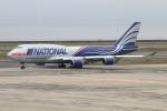 KAKOさんが、中部国際空港で撮影したナショナル・エア・カーゴ 747-428(BCF)の航空フォト(写真)