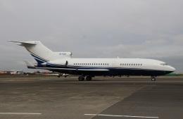 スポット110さんが、羽田空港で撮影したプライベートエア 727-21の航空フォト(写真)