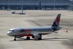 ハピネスさんが、関西国際空港で撮影したジェットスター・アジア A320-232の航空フォト(写真)