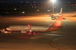 きったんさんが、中部国際空港で撮影したチェジュ航空 737-8BKの航空フォト(写真)