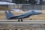 Koba UNITED®さんが、小松空港で撮影した航空自衛隊 F-15J Eagleの航空フォト(写真)