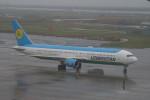 blue cometさんが、仙台空港で撮影したウズベキスタン航空 767-33P/ERの航空フォト(写真)