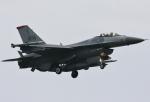 Nanaumiさんが、三沢飛行場で撮影したアメリカ空軍 F-16CM-50-CF Fighting Falconの航空フォト(写真)