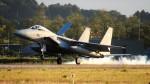 Ocean-Lightさんが、小松空港で撮影した航空自衛隊 F-15J Eagleの航空フォト(写真)