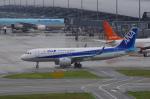 SSB46(旧YW)さんが、関西国際空港で撮影した全日空 A320-271Nの航空フォト(写真)