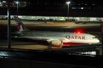 よしポンさんが、羽田空港で撮影したカタール航空 787-8 Dreamlinerの航空フォト(写真)