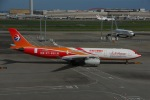 よしポンさんが、羽田空港で撮影した中国東方航空 A330-343Xの航空フォト(写真)