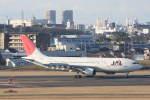 プルシアンブルーさんが、伊丹空港で撮影した日本航空 A300B4-622Rの航空フォト(写真)