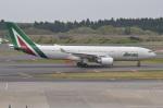 amagoさんが、成田国際空港で撮影したアリタリア航空 A330-202の航空フォト(写真)