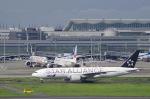 SOMAさんが、羽田空港で撮影した全日空 777-281の航空フォト(写真)