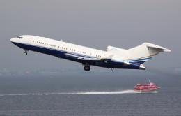 VIPERさんが、羽田空港で撮影したMalibu Consulting Corporation 727-21の航空フォト(写真)