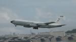 SuneKumaさんが、嘉手納飛行場で撮影したアメリカ空軍 WC-135C (717-158)の航空フォト(写真)