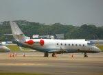 KAZKAZさんが、セレター空港で撮影したユタ銀行 Gulfstream G200の航空フォト(写真)