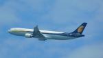 Kilo Indiaさんが、シンガポール・チャンギ国際空港で撮影したジェットエアウェイズ A330-302の航空フォト(写真)