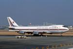 Gambardierさんが、名古屋飛行場で撮影したチャイナエアライン 747-209Bの航空フォト(写真)