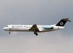 voyagerさんが、フランクフルト国際空港で撮影したオーストリア航空 100の航空フォト(飛行機 写真・画像)