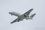 遠森一郎さんが、福岡空港で撮影した中日本航空 560 Citation Vの航空フォト(写真)