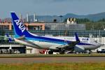 Dojalanaさんが、函館空港で撮影した全日空 737-781の航空フォト(写真)