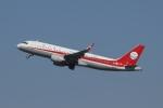 TAOTAOさんが、ウルムチ地窩堡国際空港で撮影した四川航空 A320-214の航空フォト(写真)