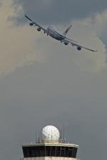 ペア ドゥさんが、新千歳空港で撮影した航空自衛隊 747-47Cの航空フォト(写真)