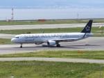 @たかひろさんが、関西国際空港で撮影したエバー航空 A321-211の航空フォト(写真)