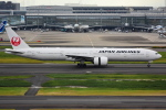 ななにさんが、羽田空港で撮影した日本航空 777-346/ERの航空フォト(写真)