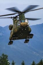 アミーゴさんが、松本空港で撮影した陸上自衛隊 CH-47Jの航空フォト(写真)