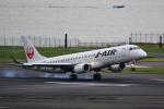 ななにさんが、羽田空港で撮影したジェイ・エア ERJ-190-100(ERJ-190STD)の航空フォト(写真)