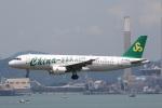 sky-spotterさんが、香港国際空港で撮影した春秋航空 A320-214の航空フォト(写真)