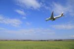 ちょっきんさんが、旭川空港で撮影した日本航空 787-8 Dreamlinerの航空フォト(写真)