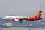 sky-spotterさんが、香港国際空港で撮影した香港航空 A320-214の航空フォト(写真)