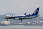 sky-spotterさんが、香港国際空港で撮影した全日空 737-781の航空フォト(写真)