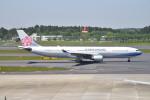 turenoアカクロさんが、成田国際空港で撮影したチャイナエアライン A330-302の航空フォト(写真)