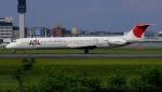 C.Hiranoさんが、伊丹空港で撮影したJALエクスプレス MD-81 (DC-9-81)の航空フォト(写真)