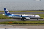 sky-spotterさんが、羽田空港で撮影した全日空 737-881の航空フォト(写真)
