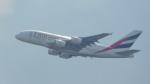 Kilo Indiaさんが、スワンナプーム国際空港で撮影したエミレーツ航空 A380-861の航空フォト(写真)