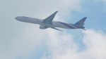 Kilo Indiaさんが、スワンナプーム国際空港で撮影したタイ国際航空 777-3D7/ERの航空フォト(写真)