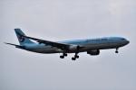 こじゆきさんが、済州国際空港で撮影した大韓航空 A330-323Xの航空フォト(写真)