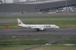 はるさんが、羽田空港で撮影したジェイ・エア ERJ-190-100(ERJ-190STD)の航空フォト(写真)