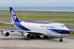 yabyanさんが、中部国際空港で撮影した日本貨物航空 747-481F/SCDの航空フォト(飛行機 写真・画像)