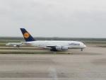 km-119さんが、上海浦東国際空港で撮影したルフトハンザドイツ航空 A380-841の航空フォト(写真)