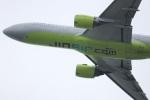 つっさんさんが、関西国際空港で撮影したジンエアー 777-2B5/ERの航空フォト(写真)