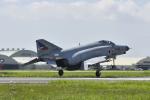 km-119さんが、茨城空港で撮影した航空自衛隊 F-4EJ Kai Phantom IIの航空フォト(写真)