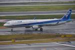 mojioさんが、羽田空港で撮影した全日空 A321-211の航空フォト(写真)