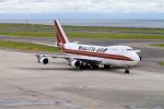 yabyanさんが、中部国際空港で撮影したカリッタ エア 747-259B(SF)の航空フォト(写真)