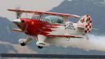 C.Hiranoさんが、笠岡ふれあい空港で撮影したエアロック・エアロバティックチーム S-2B Specialの航空フォト(写真)