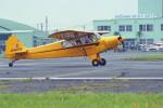 apphgさんが、静浜飛行場で撮影した静岡県航空協会 PA-18-150 Super Cubの航空フォト(写真)