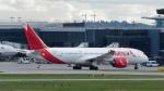 誘喜さんが、ロンドン・ヒースロー空港で撮影したアビアンカ航空 787-8 Dreamlinerの航空フォト(写真)